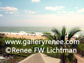 """On a Beach""  Landscape Photography, Landscape Art Gallery, Fine Art for Sale from Artist Renee FW Lichtman"